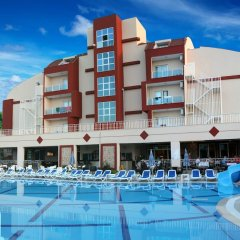 Side West Park Hotel - All Inclusive Сиде бассейн
