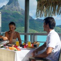Отель InterContinental Bora Bora Resort and Thalasso Spa питание фото 3