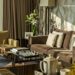 Отель Fraser Suites Guangzhou Китай, Гуанчжоу - отзывы, цены и фото номеров - забронировать отель Fraser Suites Guangzhou онлайн интерьер отеля фото 2