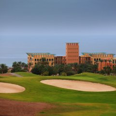 Отель Strand Beach and Golf Resort Taba Heights спа