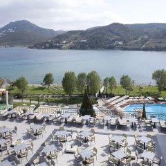 Отель Dolce Attica Riviera пляж