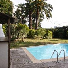Отель HappyFew - la terrasse de Marguerite Франция, Ницца - отзывы, цены и фото номеров - забронировать отель HappyFew - la terrasse de Marguerite онлайн бассейн