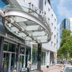 Hotel NH Düsseldorf City Nord городской автобус