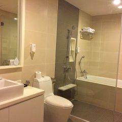 Отель Somerset Vista Ho Chi Minh City ванная