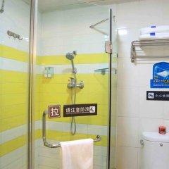 Отель 7Days Inn Qingdao Licun Laoshan Mall ванная фото 2