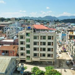 Отель Golden Kinnara Hotel Мьянма, Лашио - отзывы, цены и фото номеров - забронировать отель Golden Kinnara Hotel онлайн