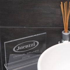 Отель Borgofico Relais & Wellness ванная