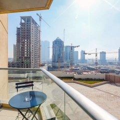 Отель Kennedy Towers - Burj Views балкон