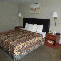 Отель Super 8 by Wyndham Columbus США, Колумбус - отзывы, цены и фото номеров - забронировать отель Super 8 by Wyndham Columbus онлайн комната для гостей фото 2