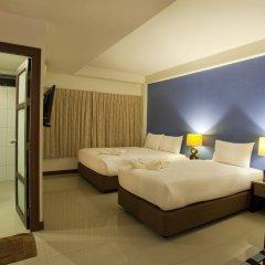 Wiz Hotel комната для гостей