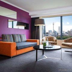 Отель Pullman Sydney Hyde Park комната для гостей фото 2