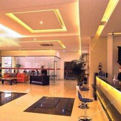 Отель GreenTree Alliance Suzhou Liuyuan Hotel Китай, Сучжоу - отзывы, цены и фото номеров - забронировать отель GreenTree Alliance Suzhou Liuyuan Hotel онлайн интерьер отеля фото 3