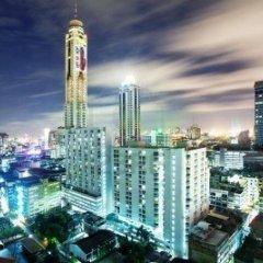 H2 Hotel Бангкок балкон