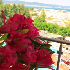 Отель Sirena балкон