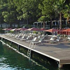 Marti Hemithea Hotel Турция, Кумлюбюк - отзывы, цены и фото номеров - забронировать отель Marti Hemithea Hotel онлайн приотельная территория фото 2