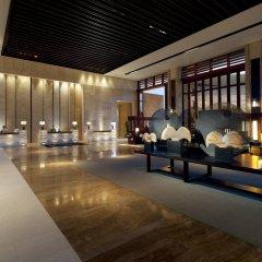 Отель DoubleTree Resort by Hilton Sanya Haitang Bay интерьер отеля фото 3