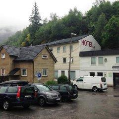 Отель Osterøy Minihotell фото 35