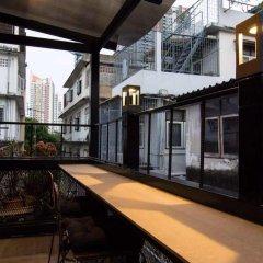 Nap@pan Hostel Бангкок балкон