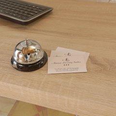 Отель Atenea Luxury Suites Агридженто в номере