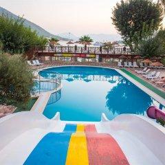 Golmar Beach Турция, Мармарис - отзывы, цены и фото номеров - забронировать отель Golmar Beach онлайн бассейн