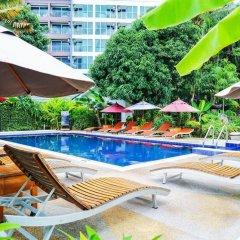 Отель BaanNueng@Kata Таиланд, пляж Ката - 9 отзывов об отеле, цены и фото номеров - забронировать отель BaanNueng@Kata онлайн бассейн фото 2