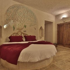 Vezir Cave Suites Турция, Гёреме - 1 отзыв об отеле, цены и фото номеров - забронировать отель Vezir Cave Suites онлайн комната для гостей