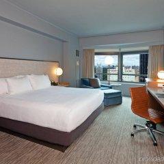 Отель New York Hilton Midtown США, Нью-Йорк - отзывы, цены и фото номеров - забронировать отель New York Hilton Midtown онлайн комната для гостей фото 6