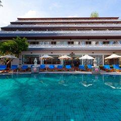 Отель Orchidacea Resort бассейн