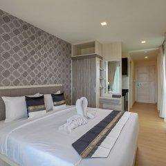 Отель Splendid Sea View Resort пляж Ката комната для гостей фото 4