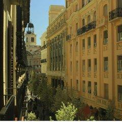 Отель Suites You Zinc Испания, Мадрид - 1 отзыв об отеле, цены и фото номеров - забронировать отель Suites You Zinc онлайн вид на фасад