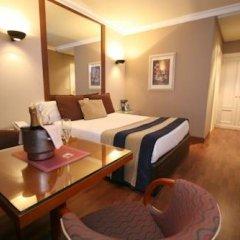 Отель Motel Aeropuerto Испания, Вилабоа - отзывы, цены и фото номеров - забронировать отель Motel Aeropuerto онлайн комната для гостей фото 5