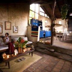 Hotel Hacienda San Lucas Копан-Руинас интерьер отеля фото 3