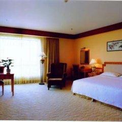 Отель Zhongshan Sunshine Business Hotel Китай, Чжуншань - отзывы, цены и фото номеров - забронировать отель Zhongshan Sunshine Business Hotel онлайн комната для гостей фото 3