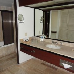 Отель El Cid Castilla De Playa Масатлан ванная