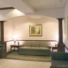 Отель Holiday Inn Express Ex I-71 / OH State Fair / Expo Center США, Колумбус - отзывы, цены и фото номеров - забронировать отель Holiday Inn Express Ex I-71 / OH State Fair / Expo Center онлайн комната для гостей