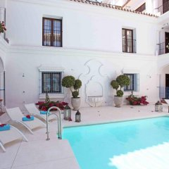 Hotel La Fonda бассейн фото 2