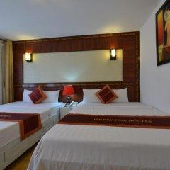 Отель Golden Wings Hotel Вьетнам, Ханой - отзывы, цены и фото номеров - забронировать отель Golden Wings Hotel онлайн комната для гостей фото 2