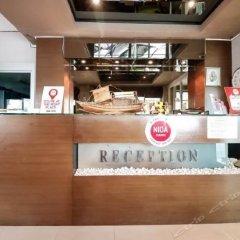 Отель Grand Pinnacle Бангкок интерьер отеля фото 3