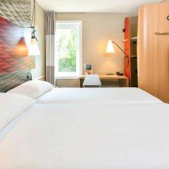 Отель Ibis Brussels Erasmus Брюссель комната для гостей фото 3