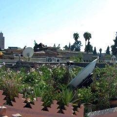Отель Riad Dar Bennani балкон