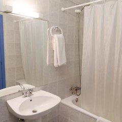 Hotel Apartamentos Central City - Adults Only ванная