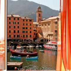 Отель I Tre Merli Locanda Камогли комната для гостей фото 4