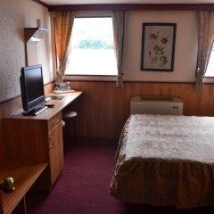Fortuna Boat Hotel and Restaurant комната для гостей фото 3