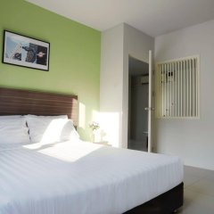 Отель Praso Ratchada Таиланд, Бангкок - отзывы, цены и фото номеров - забронировать отель Praso Ratchada онлайн комната для гостей фото 2