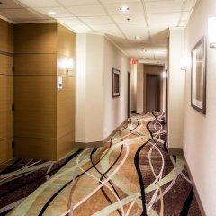 Отель Holiday Inn Express Vancouver-Metrotown (Burnaby) Канада, Бурнаби - отзывы, цены и фото номеров - забронировать отель Holiday Inn Express Vancouver-Metrotown (Burnaby) онлайн интерьер отеля фото 3