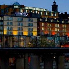 Отель Hilton Stockholm Slussen фото 20