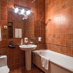 Гостиница Звезда ванная