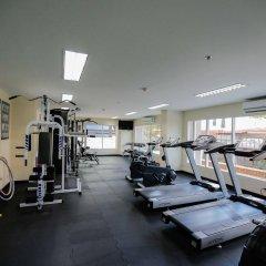 Отель Phuket Villa Patong Condo фитнесс-зал фото 2