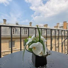 Hotel Trianon Rive Gauche балкон