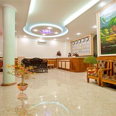 Galaxy 3 Hotel интерьер отеля фото 3